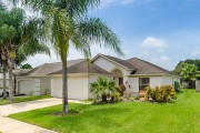 Superior Homes in the Kissimmee - Disney area. - 3 Bedroom Superior home with private pool